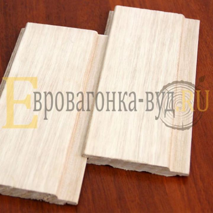 Вагонка Абаш 12,5х96 сорт Экстра