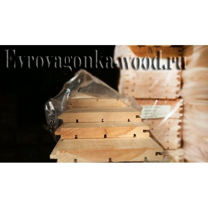 Ангарская вагонка 14х120 сорт Экстра